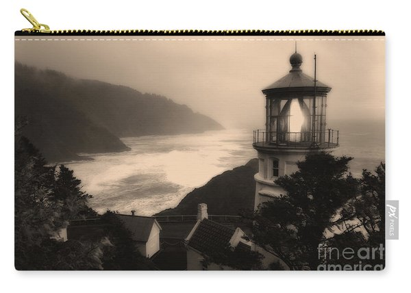 Heceta Head Lighthouse Oregon 2 Carry-all Pouch