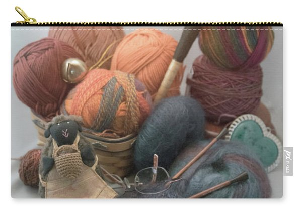 Yarn Carry-all Pouch