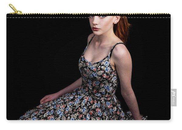 Yasmin Skirt Left Carry-all Pouch