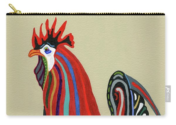 Ybor City Rooster Carry-all Pouch