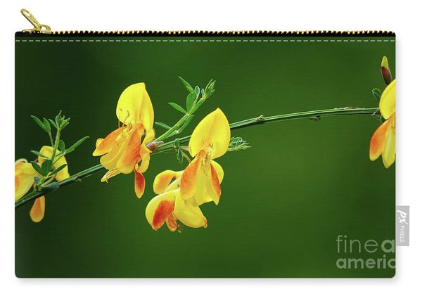Yellow Fever Carry-all Pouch
