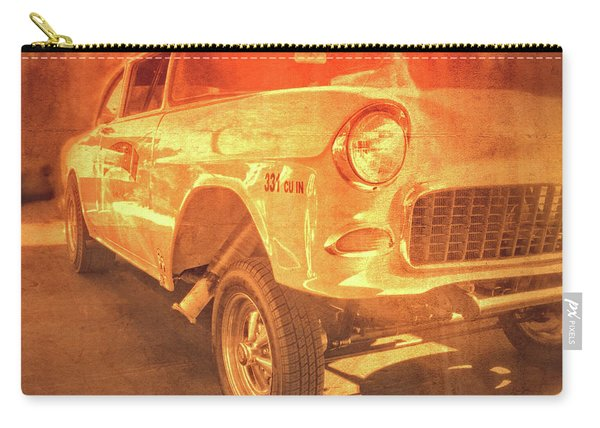 Yellow Gasser Carry-all Pouch