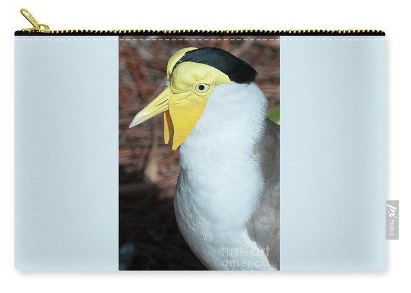 Yellow Headed Bird Carry-all Pouch