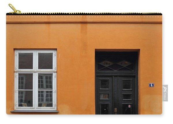 The Orange House Copenhagen Denmark Carry-all Pouch