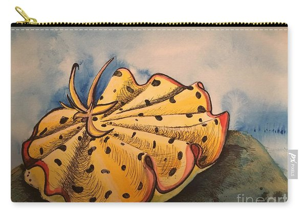 Yellow Nudibranch Carry-all Pouch