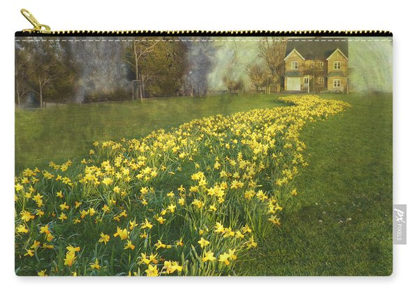 Yellow River To My Door Carry-all Pouch