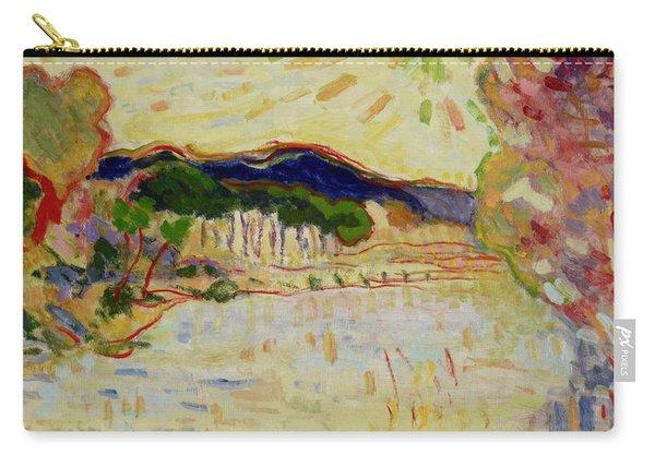Beynac Et Cazenac , Dordogne , Yellow Sunshine  Carry-all Pouch
