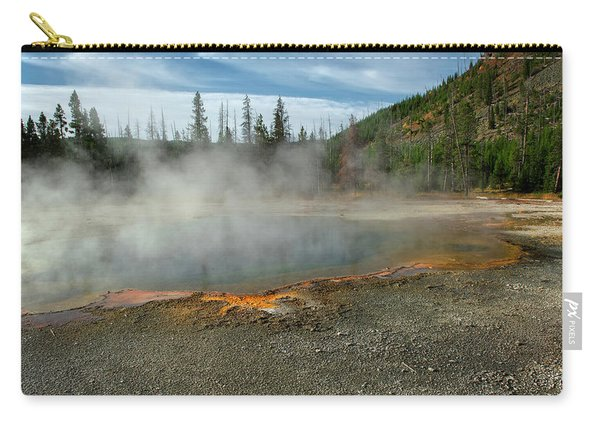 Yellowstone Colors #5 Carry-all Pouch