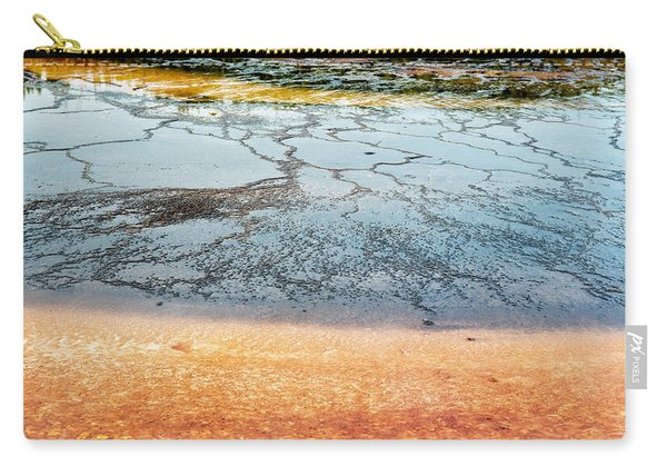 Yellowstone Colors #9 Carry-all Pouch