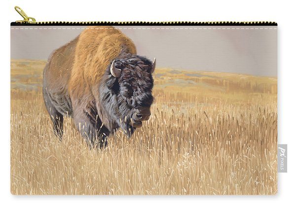 Yellowstone King Carry-all Pouch