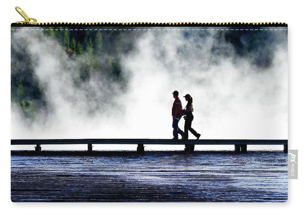 Yellowstone Walkers Carry-all Pouch