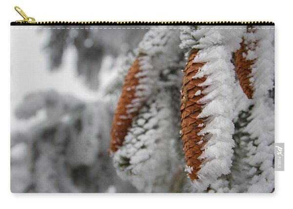 Yep, It's Winter Carry-all Pouch