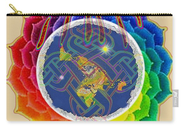 Yhwh Covers Earth Carry-all Pouch