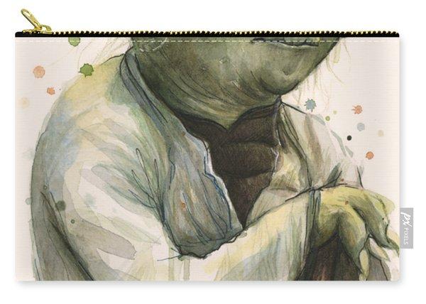 Yoda Portrait Carry-all Pouch