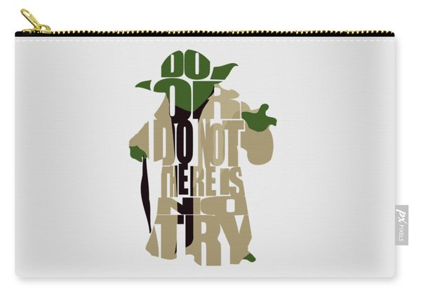 Yoda - Star Wars Carry-all Pouch