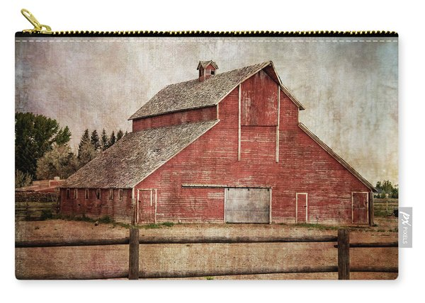 York Road Barn Carry-all Pouch