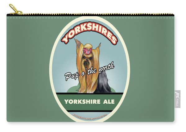 Yorkshire Ale Carry-all Pouch