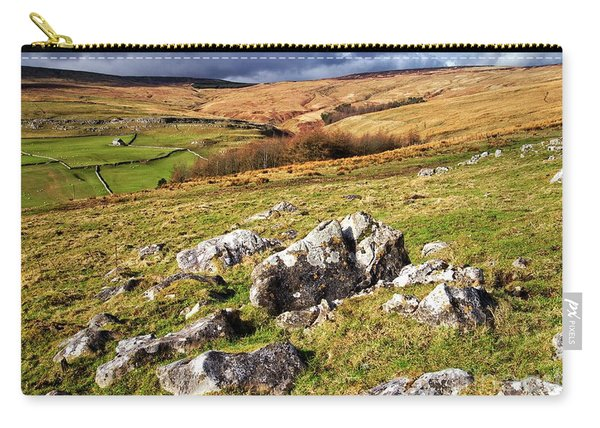 Yorkshire Dales Limestone Countryside Carry-all Pouch