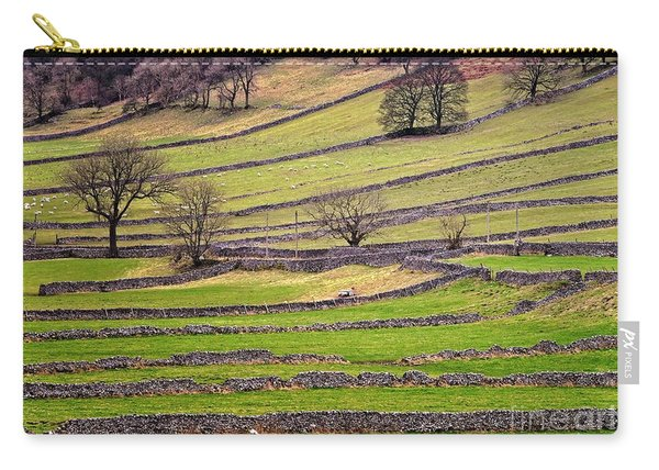 Yorkshire Dales Stone Walls Carry-all Pouch