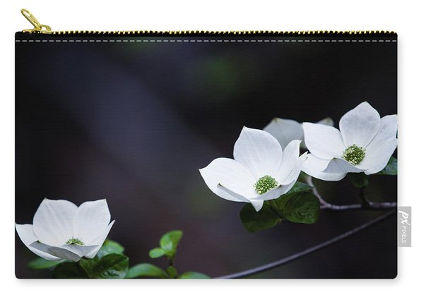 Yosemite Dogwoods Carry-all Pouch