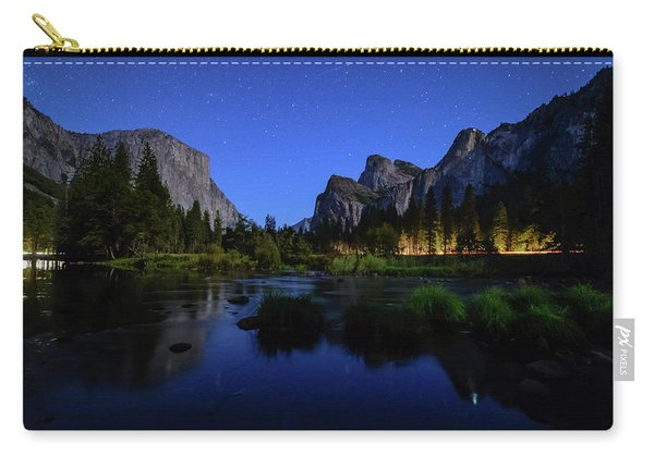 Yosemite Nights Carry-all Pouch
