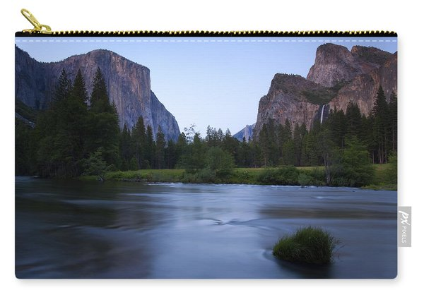 Yosemite Twilight Carry-all Pouch