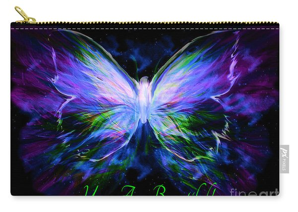You Are Beautiful  Carry-all Pouch