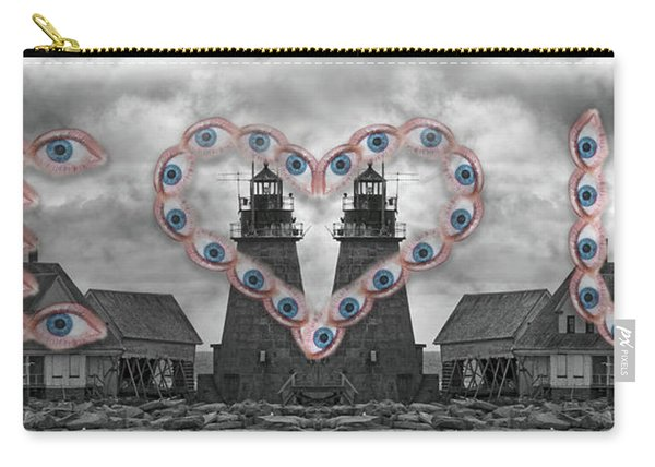 You Are My Lighthouse Carry-all Pouch