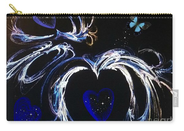 You Gave My Heart Wings Carry-all Pouch