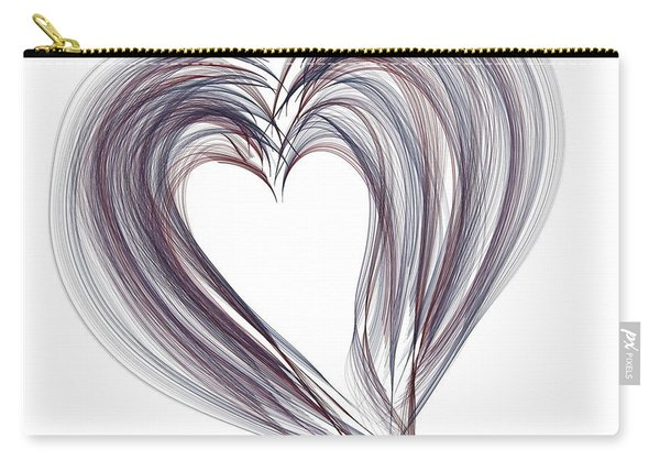 You Have My Heart Carry-all Pouch