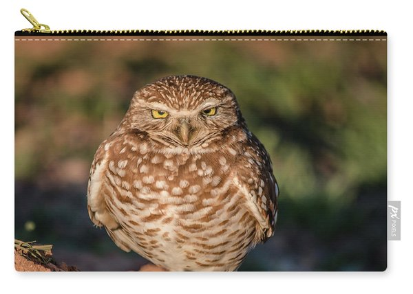 You Woke Me Up Carry-all Pouch