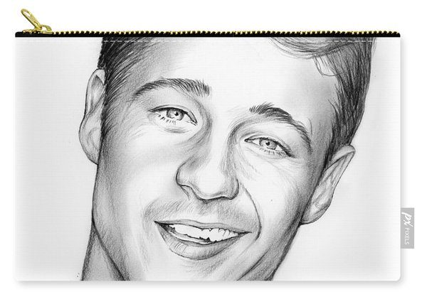 Young Ben Mckenzie Carry-all Pouch