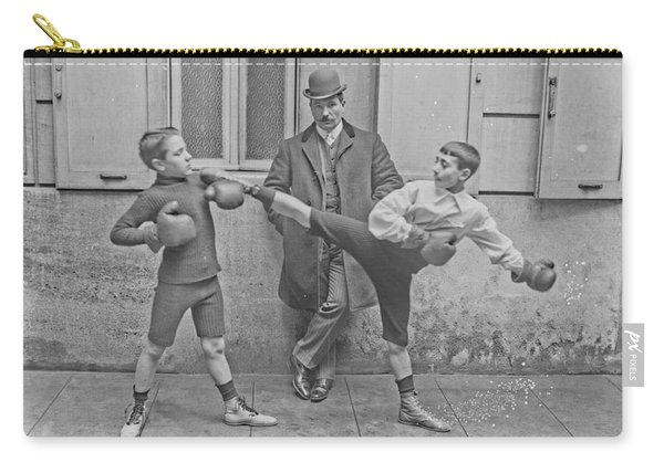 Young Boxers Carry-all Pouch