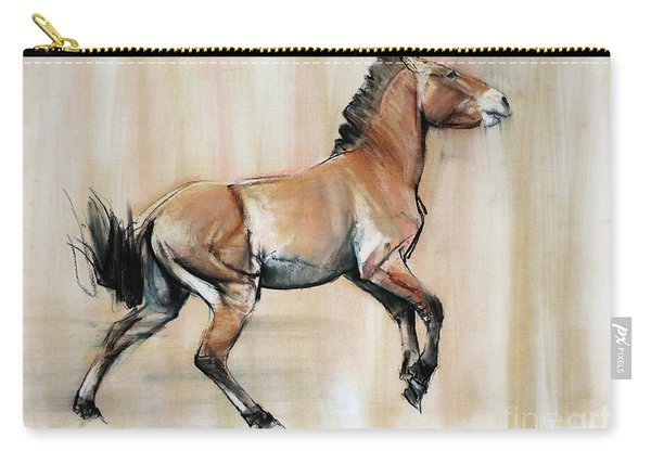 Young Stallion Carry-all Pouch