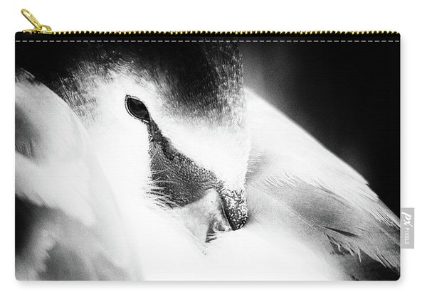 Young Swan  Carry-all Pouch