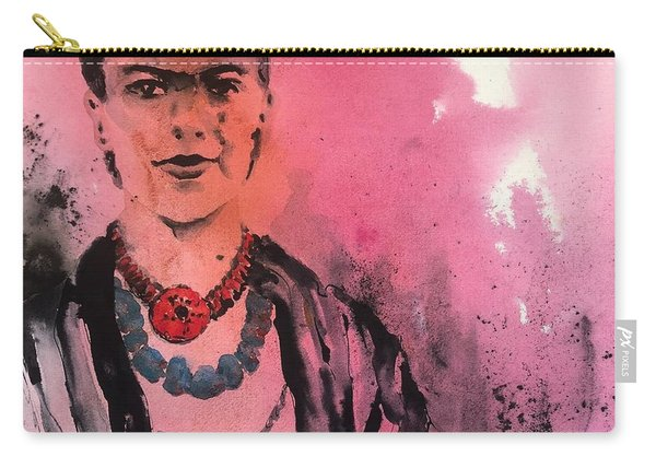 Younq Frida Carry-all Pouch