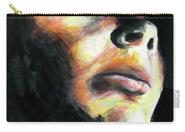 Your Eyes Spell Trouble I Can See You In The Dark Carry-all Pouch