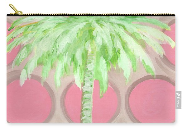 Your Highness Palm Tree Carry-all Pouch