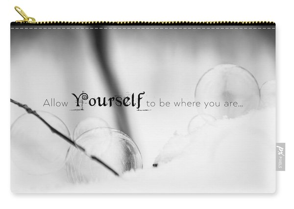 Yourself Carry-all Pouch