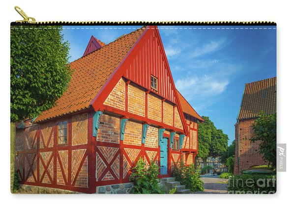 Ystad Old House Carry-all Pouch