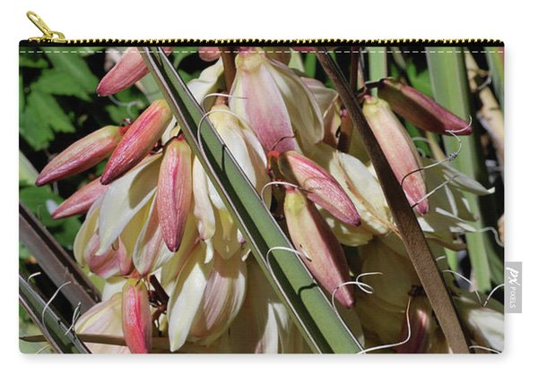 Yucca Bloom I Carry-all Pouch