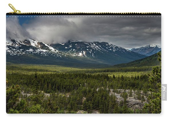 Yukon Wilderness Carry-all Pouch