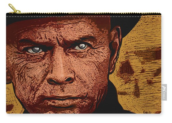 Yul Brynner Carry-all Pouch
