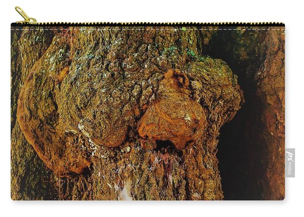 Z Z In A Tree Carry-all Pouch