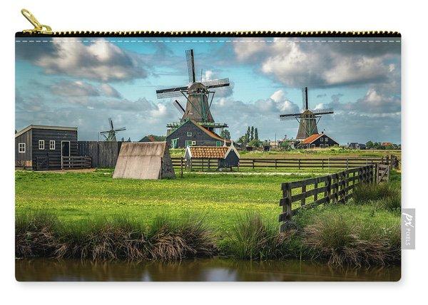 Zaanse Schans And Farm Carry-all Pouch