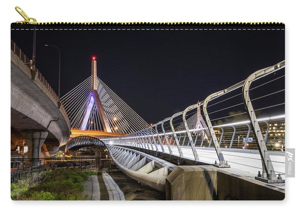 Zakim Bridge Walkway Carry-all Pouch