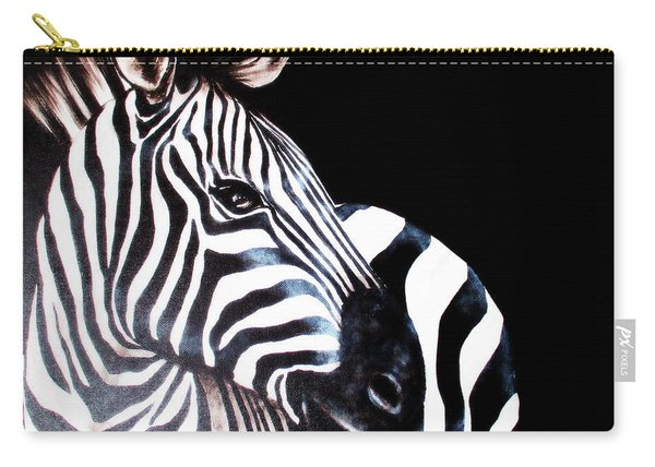 Zebra 2 Carry-all Pouch