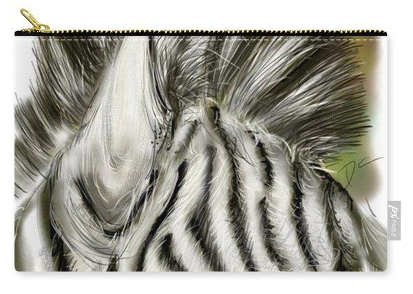 Zebra Digital Carry-all Pouch