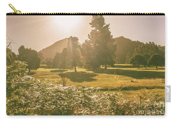 Zeehan Afternoon Meadows Carry-all Pouch