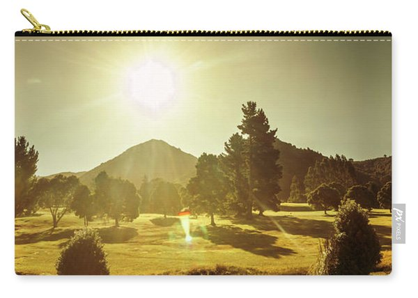 Zeehan Golf Course Carry-all Pouch